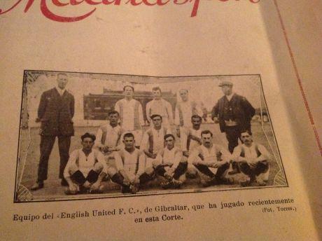 Реал мадрид 1918