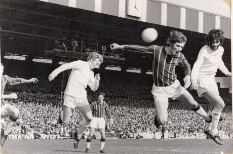 man utd v derby 1972